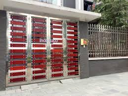 đơn vị chuyên lắp đặt cổng inox tại Hà Nội