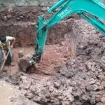 Đào móng nhà giá rẻ, dịch vụ đào móng nhà chuyên nghiệp tại Hà Nội