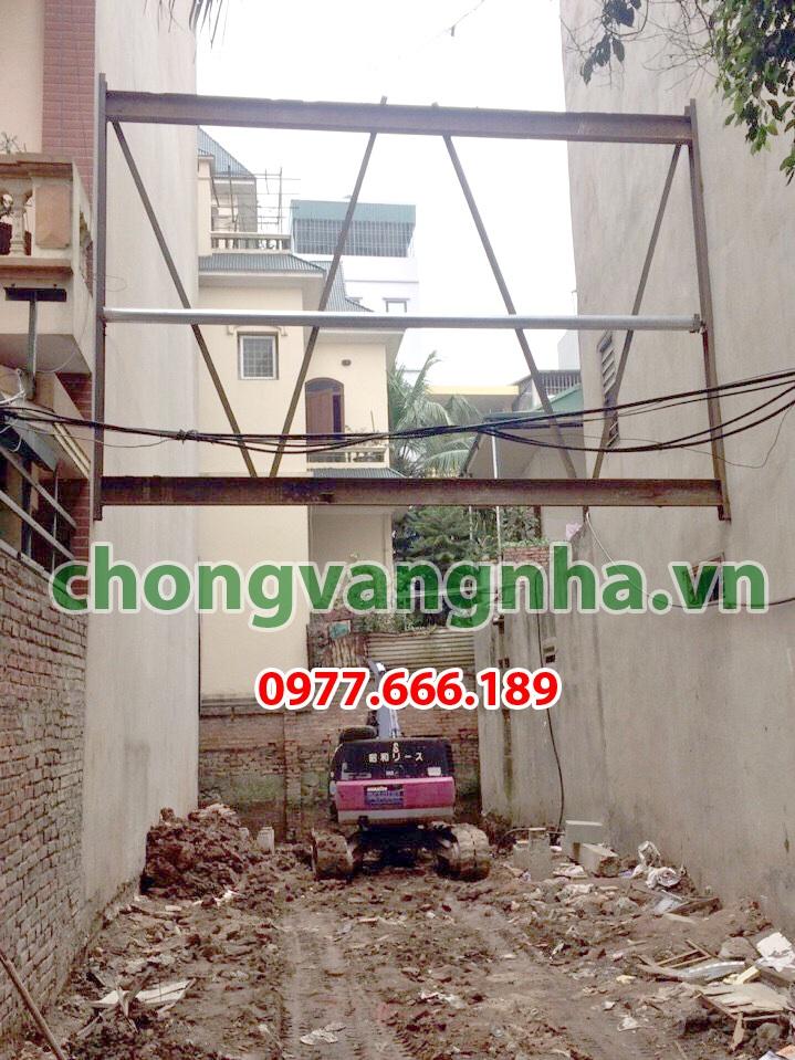 Chống văng công trình - Chống văng nhà tại Huyện Sóc Sơn