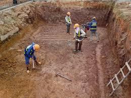 Dịch vụ đào móng công trình tại khu vực Hà Nội
