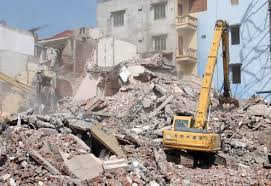 Dịch vụ phá dỡ nhà trọn gói tại Hà Nội