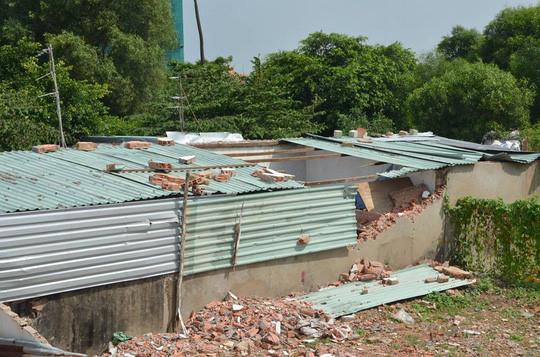 Duy Tuấn nhận đập phá nhà tại Hà Nội