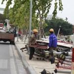 Vận chuyển phế thải phá dỡ công trình giá rẻ – Nhanh gọn tại Hà Nội