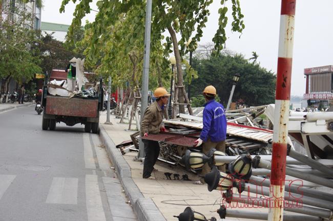 Duy tuấn vận chuyển phế thải giá rẻ tại Hà Nội