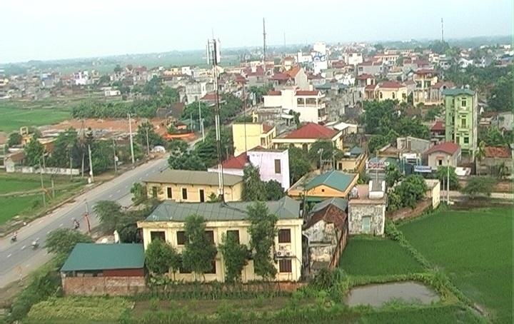Huyện Sóc Sơn - Hà Nội