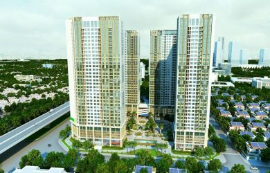 Huyện Thanh Trì - Hà Nội đang phát triển mạnh mẽ