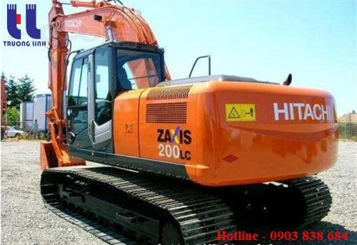 Máy xúc hãng Hitachi