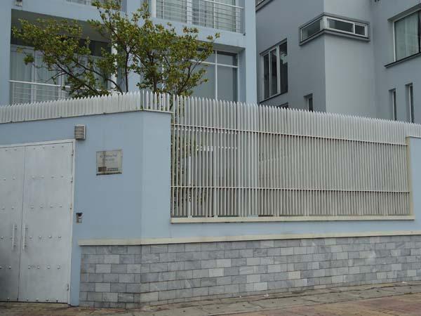 Mẫu hàng rào sắt 03