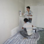 Tường nhà bị thấm nước và cách xử lý hiệu quả