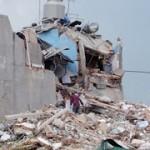 Thi công phá dỡ nhà cũ tại Đông Anh – Hà Nội