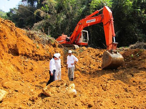 giá cả và chất lượng đào móng công trình xây dựng của DUY TUẤN