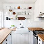 5 giải pháp lưu trữ tiết kiệm diện tích cho phòng bếp nhỏ
