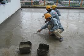 Thi công xử lý chống thấm cho ngôi nhà tốt nhất