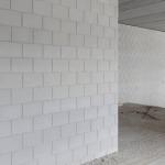 Khối bê tông có trọng lượng nhẹ là vật liệu mới trong ngành xây dựng