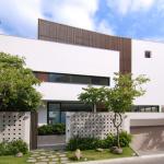 Ngôi nhà 3 tầng đẹp như villa giữa lòng Sài Gòn