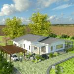 Làm thế nào để xây nhà vừa mát vừa tiết kiệm