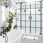 Ý tưởng thiết kế phòng tắm để có thể biến thành nơi thư giãn cuối ngày