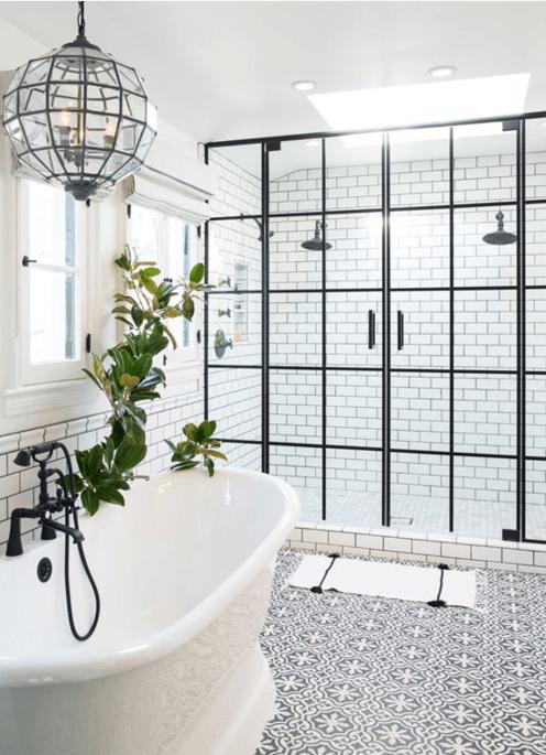 ý tưởng thiết kế phòng tắm