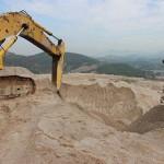 Sử dụng cát nhân tạo thay cát tự nhiên – Giải pháp đúng đắn