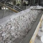 Xuất khẩu đá vôi xây dựng của Quảng Ninh