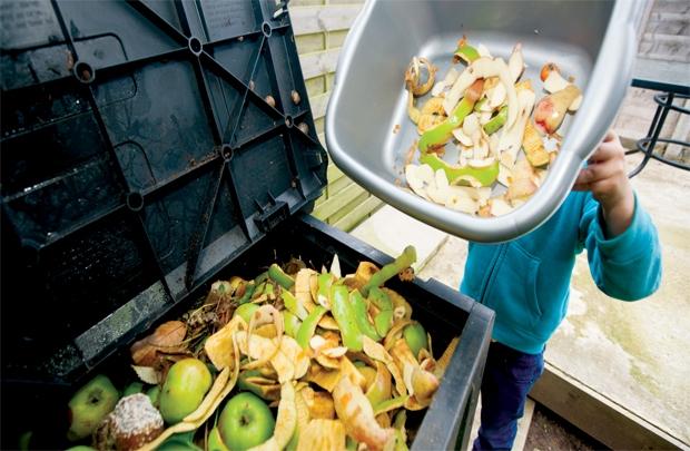 chế biến rác thải thực phẩm