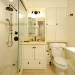 Cách thiết kế cho phòng tắm nhỏ hẹp