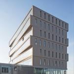 Xây dựng tòa nhà toàn bằng gỗ cao 30m ở Hà Lan