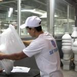 Hướng tới xuất khẩu vật liệu xây dựng