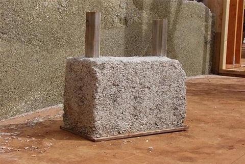 vật liệu xây dựng từ cây gai dầu