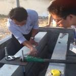 Đề tài bê tông làm từ cát biển và nước biển