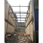 Chống văng công trình xây dựng thi công tại Thái Nguyên