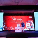 Ra mắt dòng xi măng từ công nghệ SCG Nano – SCG Super Xi Măng