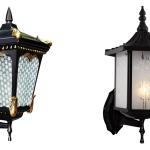 5 Nguyên tắc vàng khi sử dụng đèn cột trang trí hiên nhà