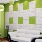Xốp dán tường 3D có bền không? Có nên sử dụng không?