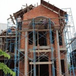 Các bước xây dựng nhà phần thô