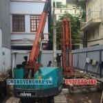 Báo giá ép cừ thép U200-C200, U300-C300 tại Hà Nội 2020